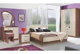 Модульная спальня Светлана (композиция 3)