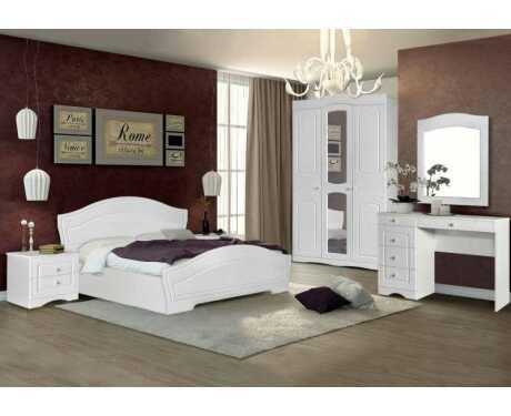 модульная спальня шарлота от производителя мебель маркет в санкт