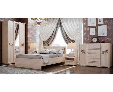 мебель для спальни ольга 14 от производителя фант мебель в санкт