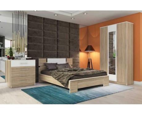 Мебель для спальни Оливия (дуб)