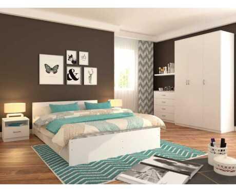 Модульная спальня Осло
